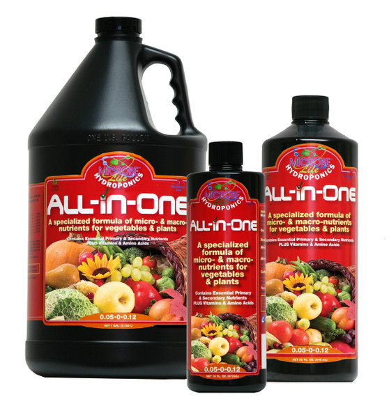 Microbe Life All-In-One - 32OZ