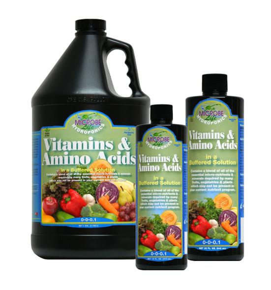 Microbe Life Vitamins and Amino Acids - 32OZ