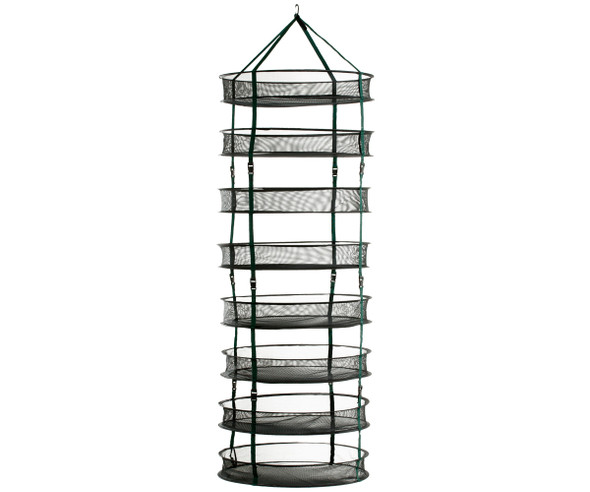 Stack!T Drying Rack w/ Clips - 2FT