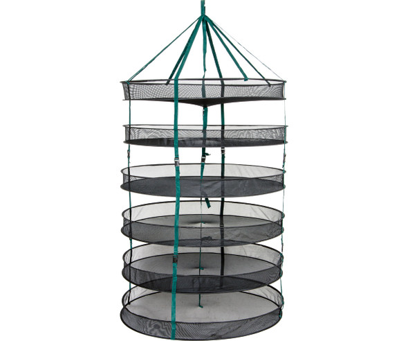 Stack!T Drying Rack w/ Clips - 3FT