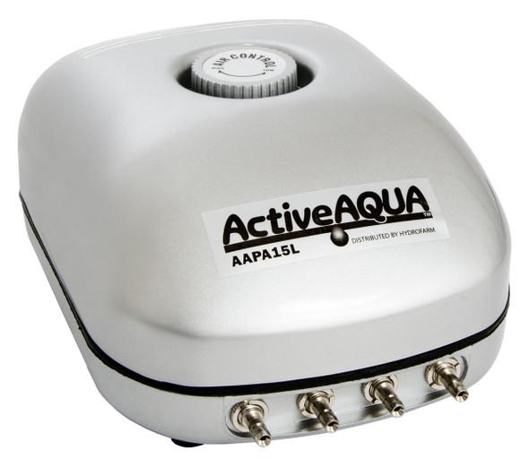 4 Outlet Active Aqua Air Pump