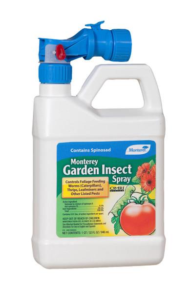 Monterey Complete Disease Control  (Garden Spray) - 1 QT