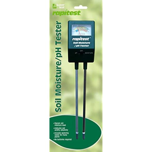 Luster Leaf Soil Moisture/pH Tester