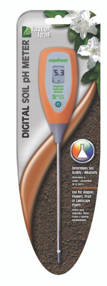 Luster Leaf Digital Soil pH Meter