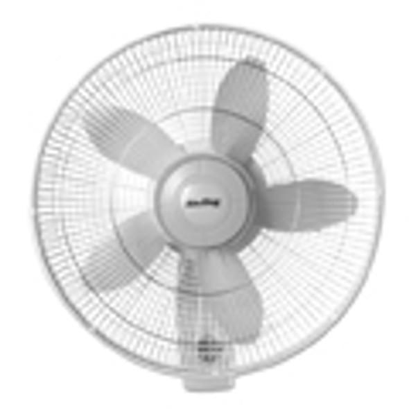 "Air King 18"" Oscillating Wall Mount Fan"