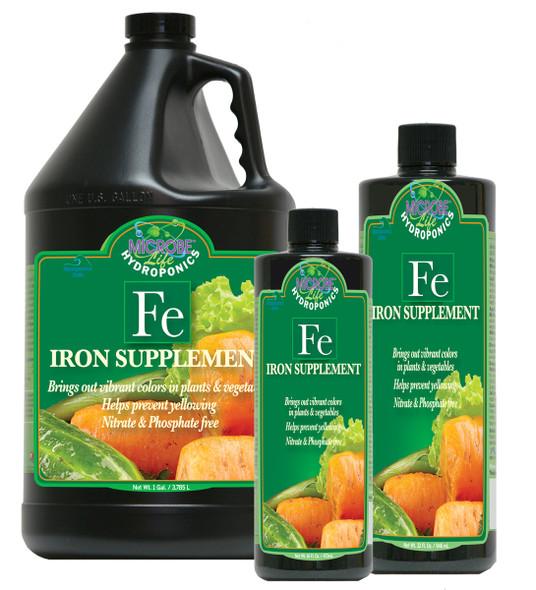 Microbe Life Iron Supplement