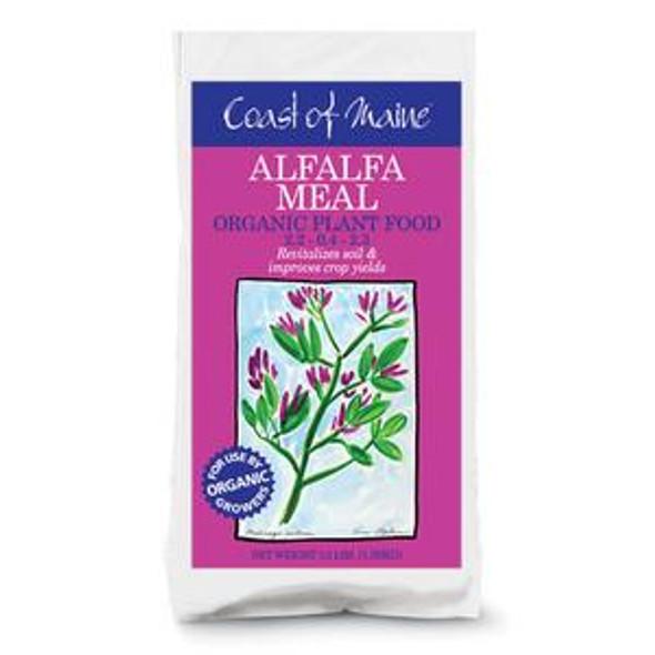 Coast Of Maine Alfalfa Meal 3.5lbs