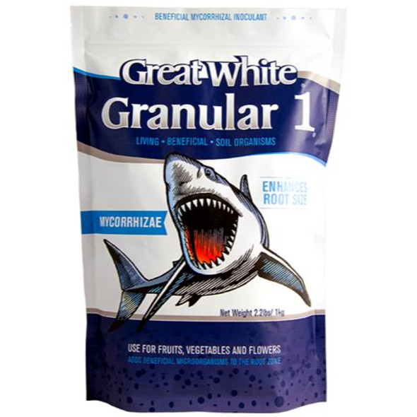 Great White Granular 1 - 2.2LB