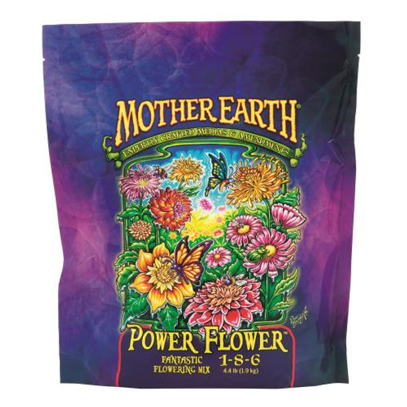 Mother Earth Power Flower 4.4Lbs 1-8-6