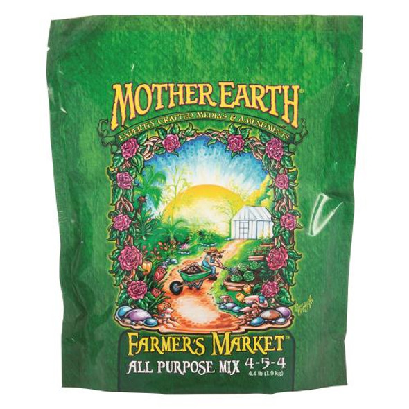 Mother Earth Farmers Market All Purpose Mix 4.4LBS 4-5-4