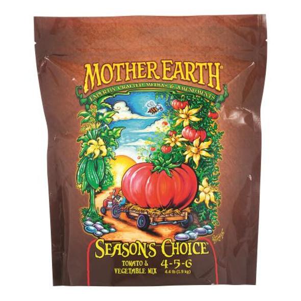 Mother Earth Seasons Choice 4.4Lbs 4-5-6