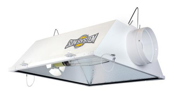 Yield Master 6 in Air-Cooled Reflector