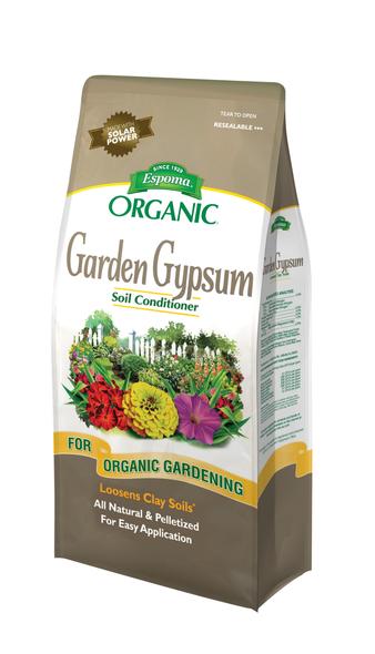 Espoma Garden Gypsum 6LB