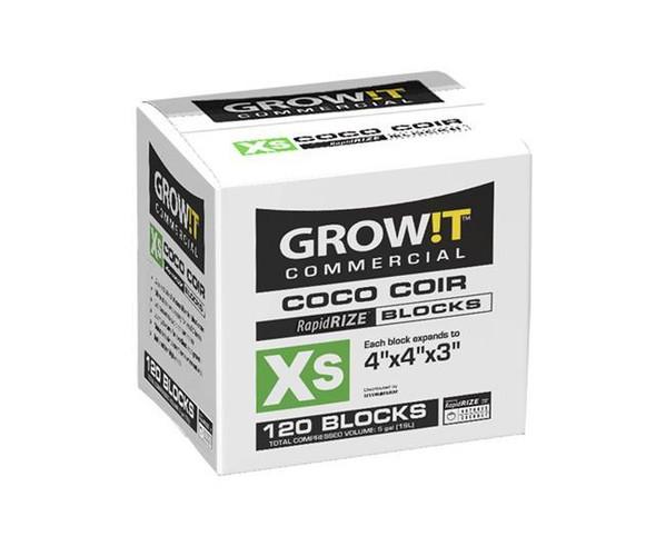 Grow!t Coco RapidRize Block 4x4x3