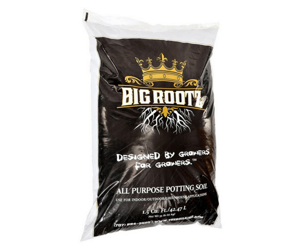 Big Rootz The Soil King - 1.5 CUFT