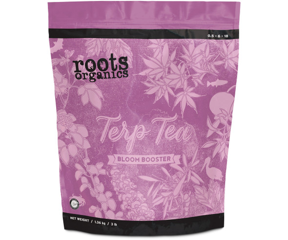 Roots Org Terp Tea Bloom Boost - 3lb