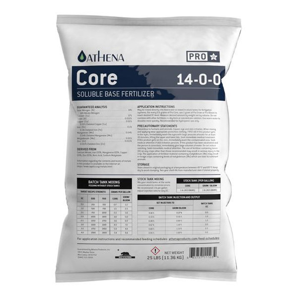 Athena Pro Core - 25 lbs