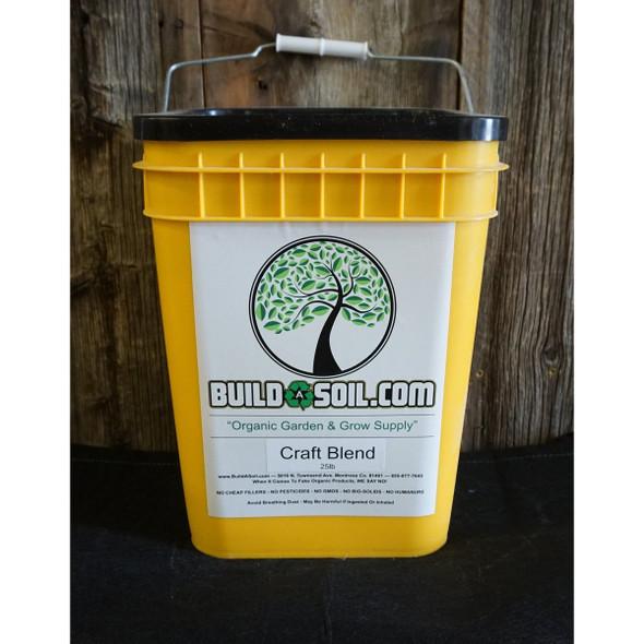 BuildASoil Craft Blend - Nutrient Pack 12lb