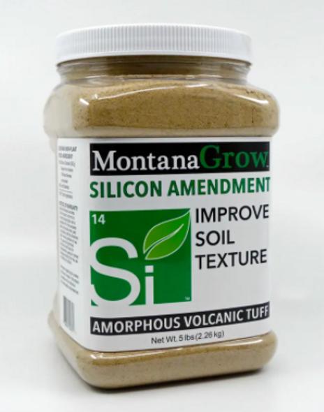 MontanaGrow Silica Amendment 5lb