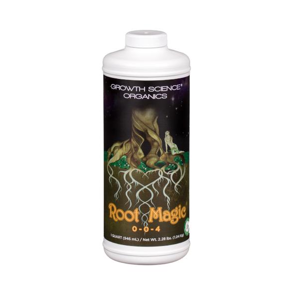 Growth Science Organics Root Magic - 1 QT