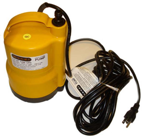 Mondi 1200X Utility Sump Pump
