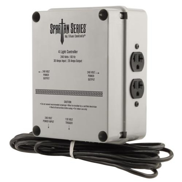 Titan Controls Spartan Series 4 Light 240 V Controller