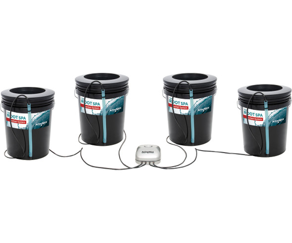Active Aqua Root Spa 5 Gal Bucket System 4 Site