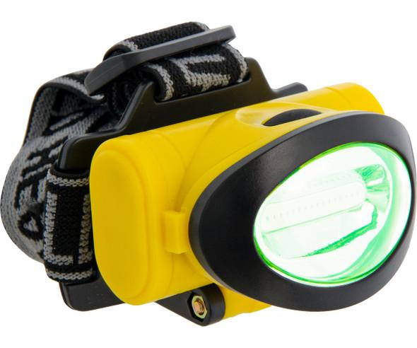 Active Eye Green Lantern LED Headlight