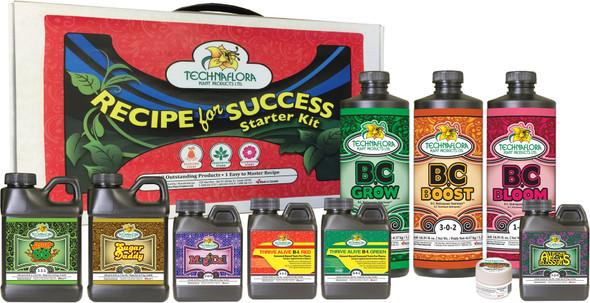 Technaflora Recipe For Success Starter Kit (Clearance)
