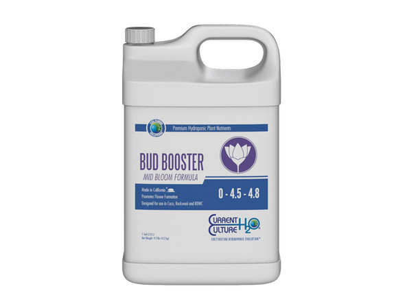 Cultured Solutions Bud Booster Mid Bloom - 2.5 GAL