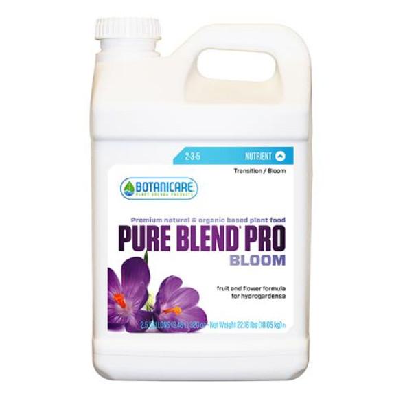 Botanicare Pure Blend Pro Bloom - 2.5 GAL