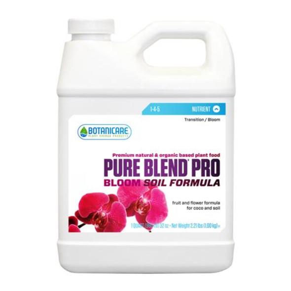 Botanicare Pure Blend Pro Bloom Soil Formula - 1 QT