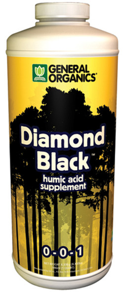 GO Diamond Black -  1 QT
