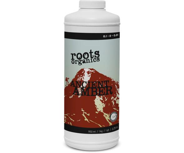 Roots Organics Ancient Amber - 1 QT