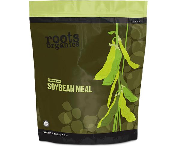 Roots Organics Soybean Meal - 3LB