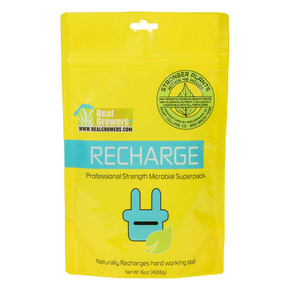 Real Growers Recharge - 16OZ
