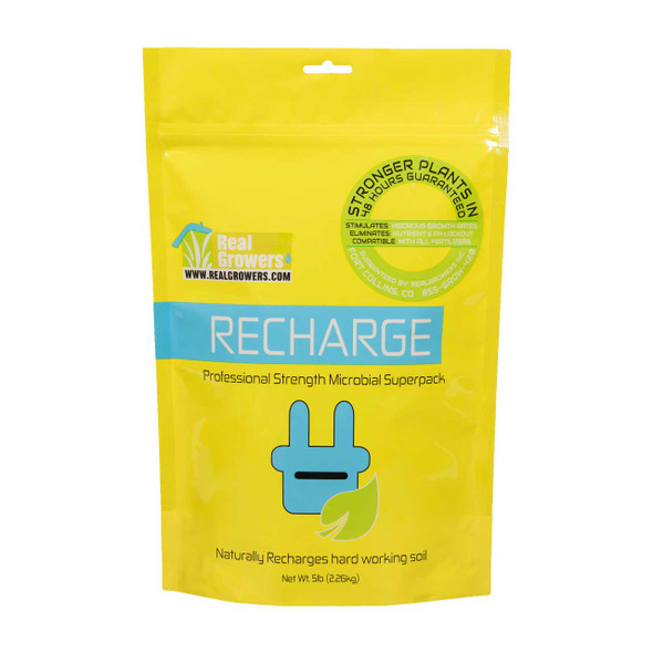 Real Growers Recharge - 5LB