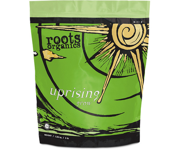 Roots Org Uprising Grow - 9LB