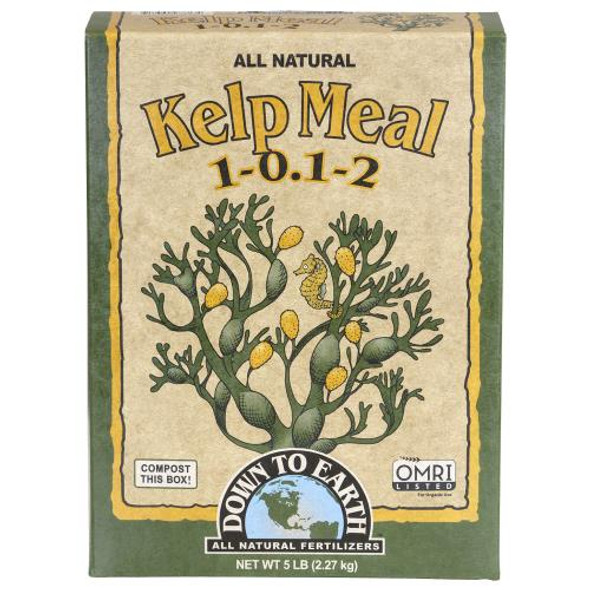 Down To Earth Kelp Meal - 5LB