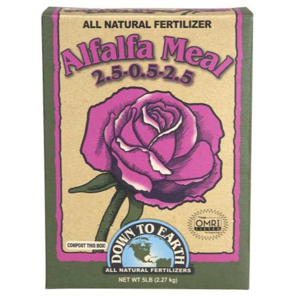 Down To Earth Alfalfa Meal - 5LB