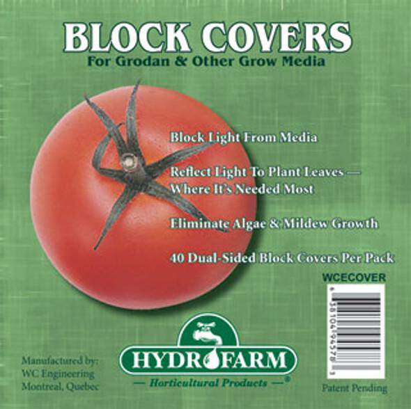 Block Cover 4in