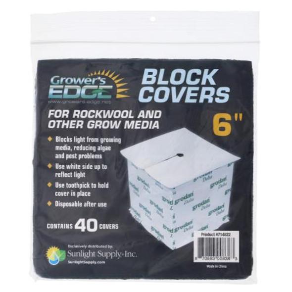 "Block Cover 6"""