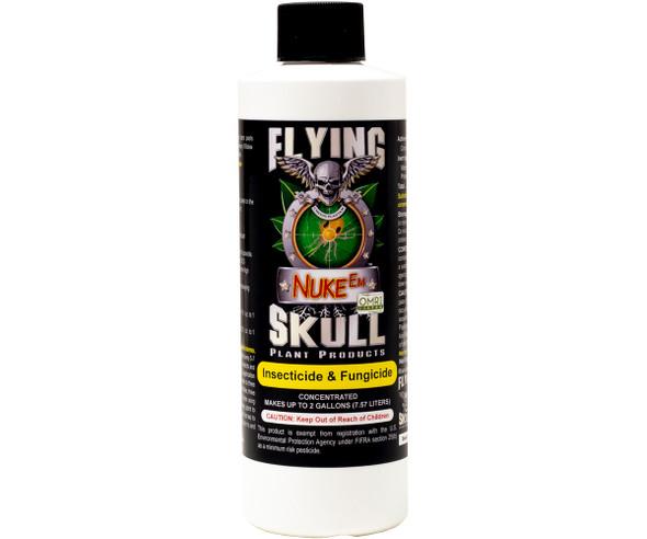 Flying Skull Nuke Em - 8OZ