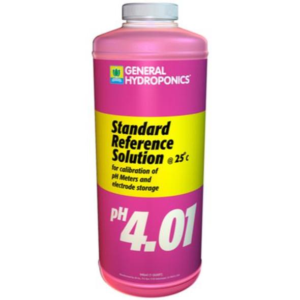 GH pH 4.01 Calibration Solution - 1 QT