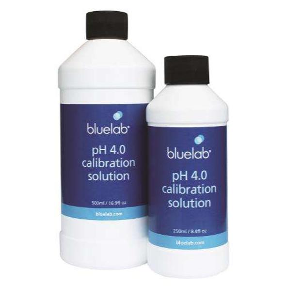 Bluelab pH 4.0 Calibration Solution - 500ML