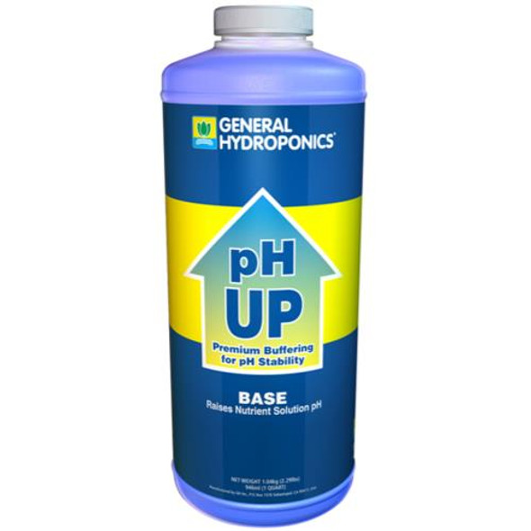 GH pH Up Liquid - 1 QT