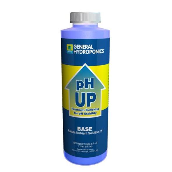 GH pH Up Liquid - 8OZ