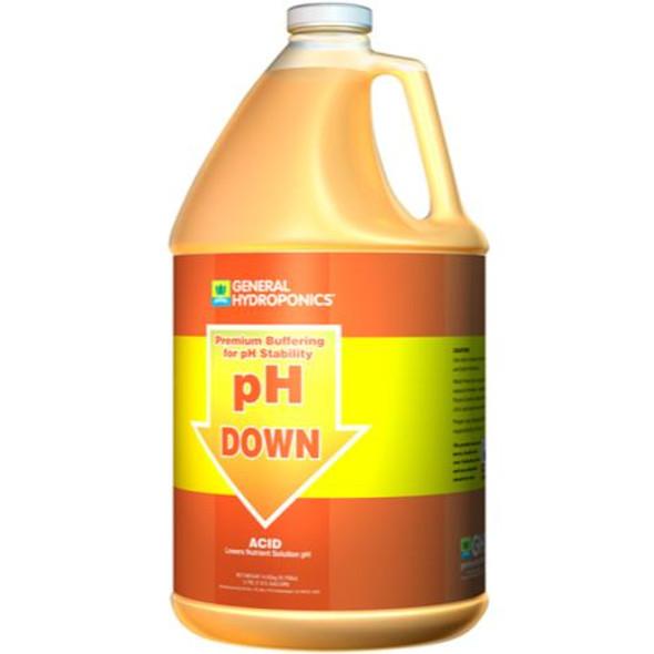 GH pH Down Liquid - 1 GAL