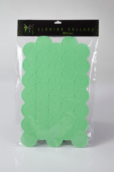 EZClone Soft Cloning Collars-GREEN