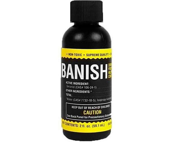 Supreme Growers BANISH - 2OZ